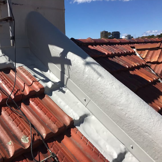 Parapet Wall Restoration