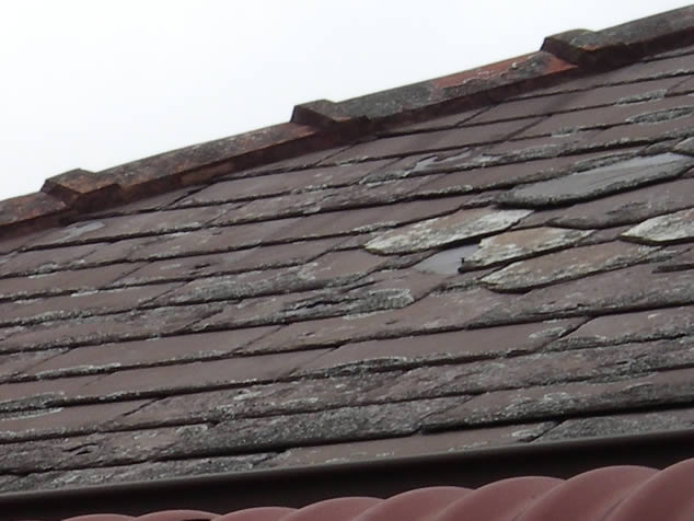 Slate roof repair kogarah sydney specialists ranger roofing slate roof repairs ppazfo